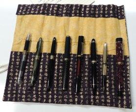 Jim Miller's pens